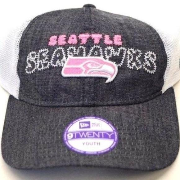 New Era Accessories | Youth Seattle Seahawks 9twenty Cap | Poshmark